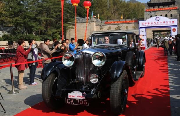 Bentleys Individualisierungs-Idee - Zurück in die Vergangenheit
