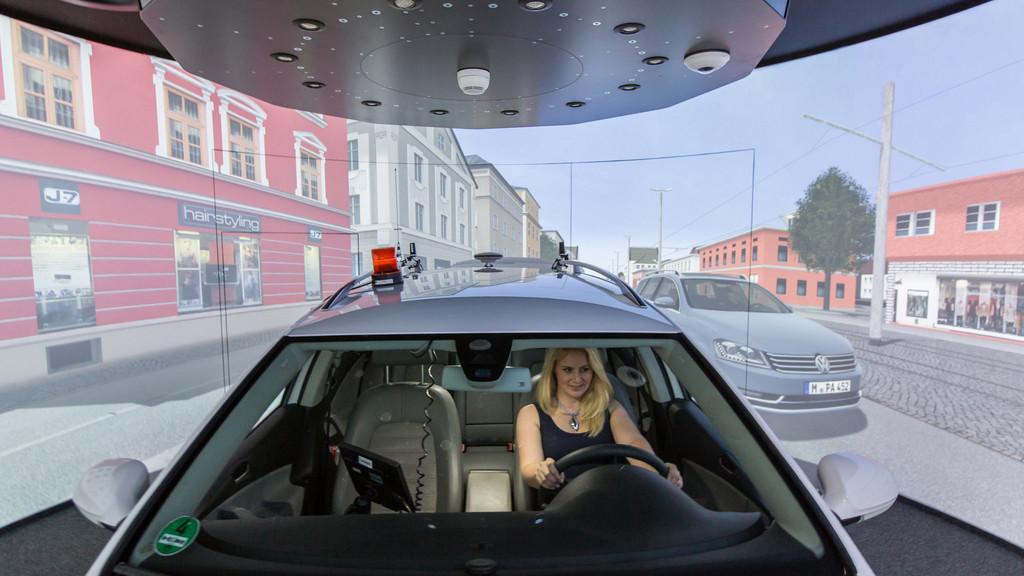 Braunschweig wird zum Verkehrslabor