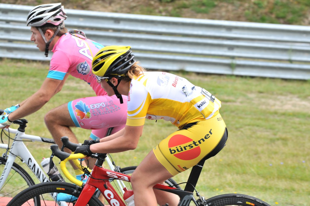 Brstner Team beim German Cycling Cup