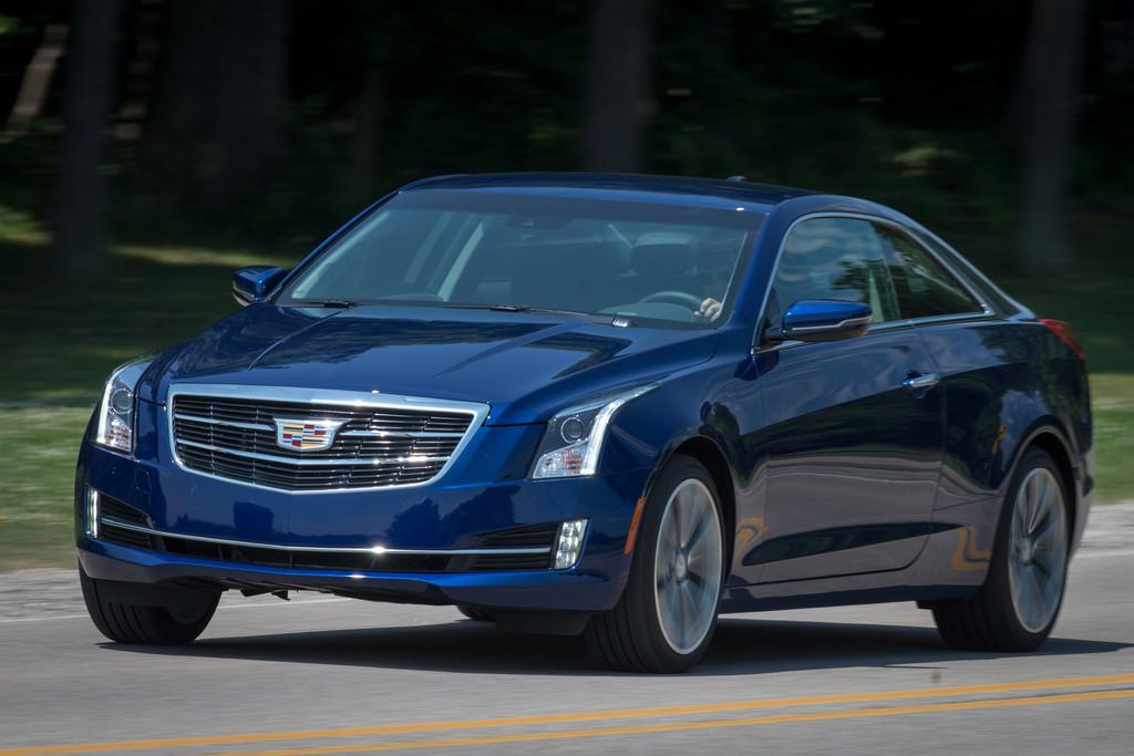 Cadillac ATS bekommt mehr Drehmoment