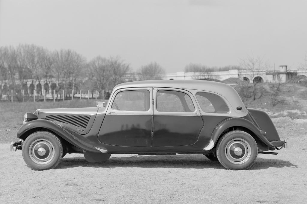 Citroen Traction Avant 11 Familiale Taxi 1954