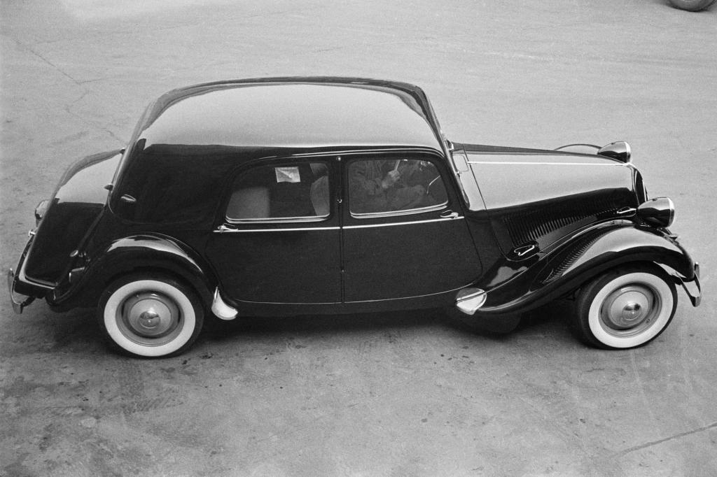 Citroen Traction Avant 11 Normale 1955