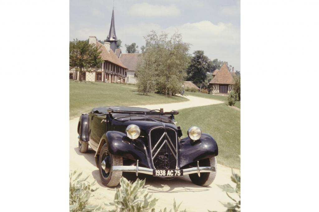 Citroen Traction Avant 11B Cabriolet 1938
