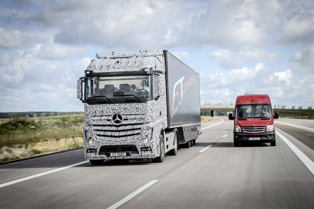 Daimler Trucks: Ein Aufreger für die IAA Nutzfahrzeuge