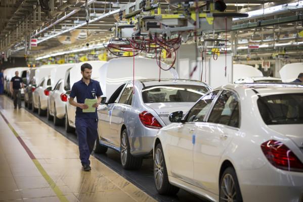 Daimler investiert 1,5 Milliarden Euro in Sindelfingen