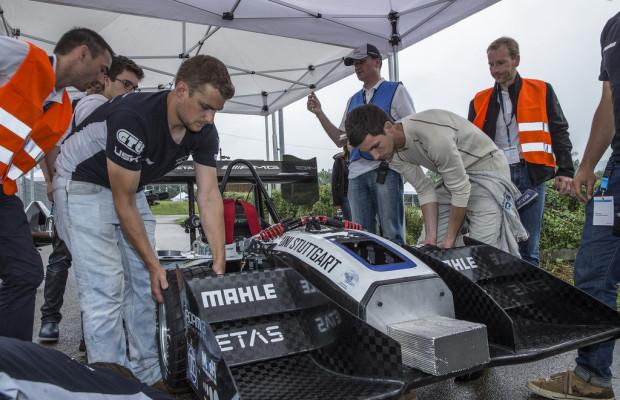 Daimler und AMG unterstützen Studententeams