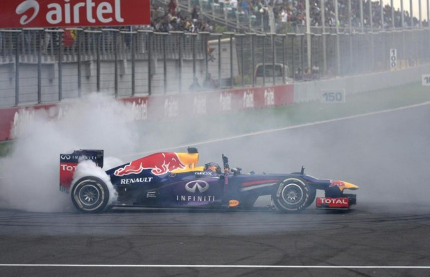 Das Reifen-Roulette in der Formel 1