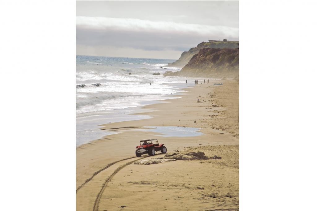 Das einfache Konzept des Buggys als abgespeckter Strand-Kfer lie ihn zum Star der Herzen von Surfern und Hippies werden