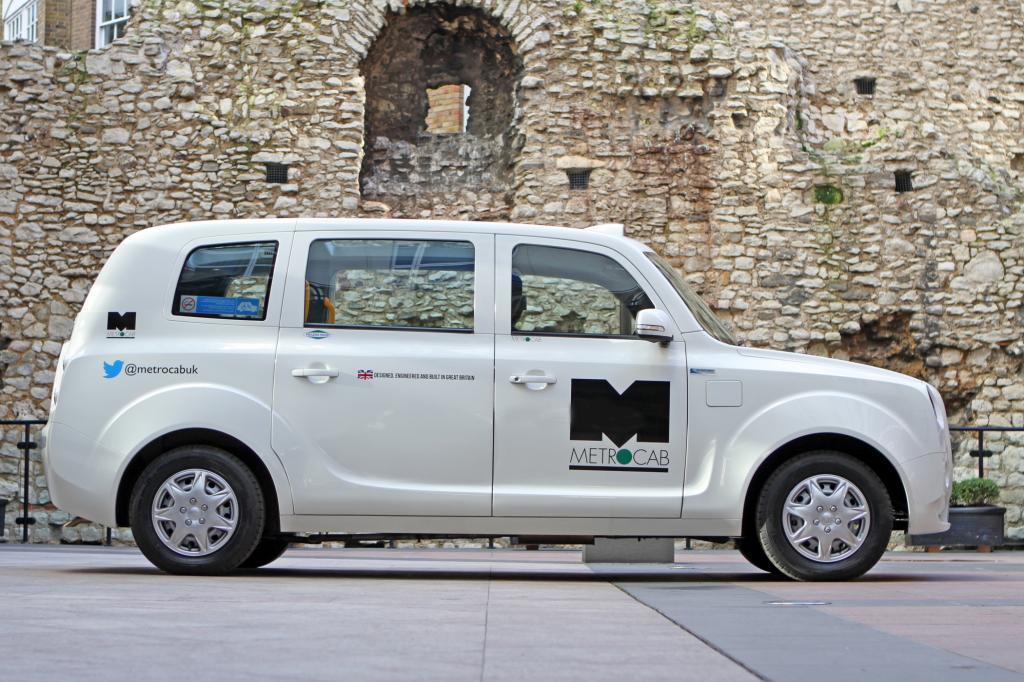 Das womöglich vielversprechendste Modell ist das New Metrocab, das der Ingenieur und Unternehmer Kamal Siddiqi lanciert hat.