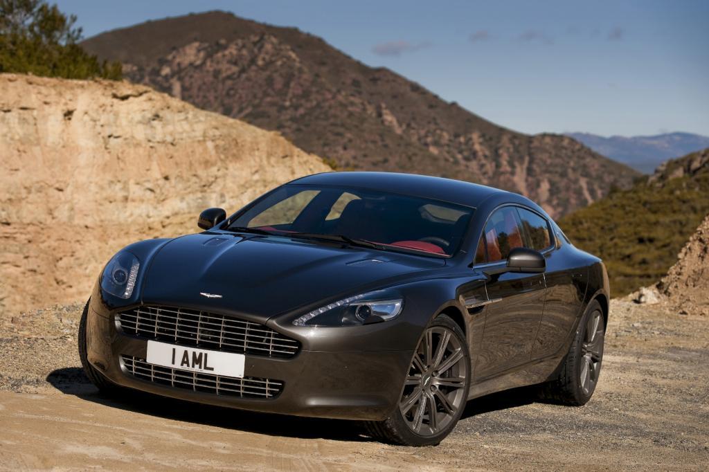 Dass 2014 lediglich zehn deutsche Kunden Freude an einem Aston Martin Rapide gefunden haben, können die Verantwortlichen im britischen Warwickshire wahrscheinlich verschmerzen.