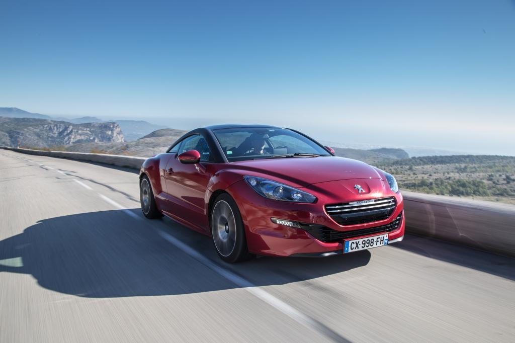 Der Peugeot RCZ ist vor allem in der R-Version ein echter Sportler