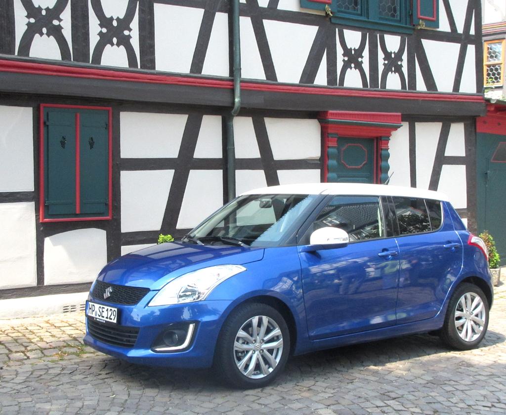 Der Swift war im ersten Halbjahr 2014 der meistverkaufte Suzuki in Deutschland.