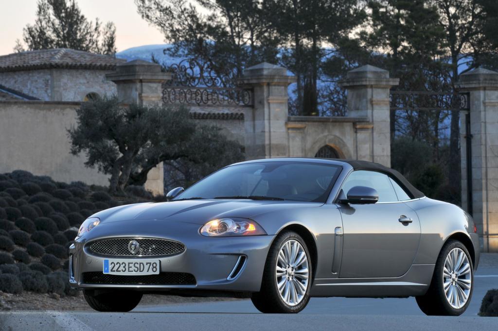 Der XK von Jaguar geht in den Ruhestand.