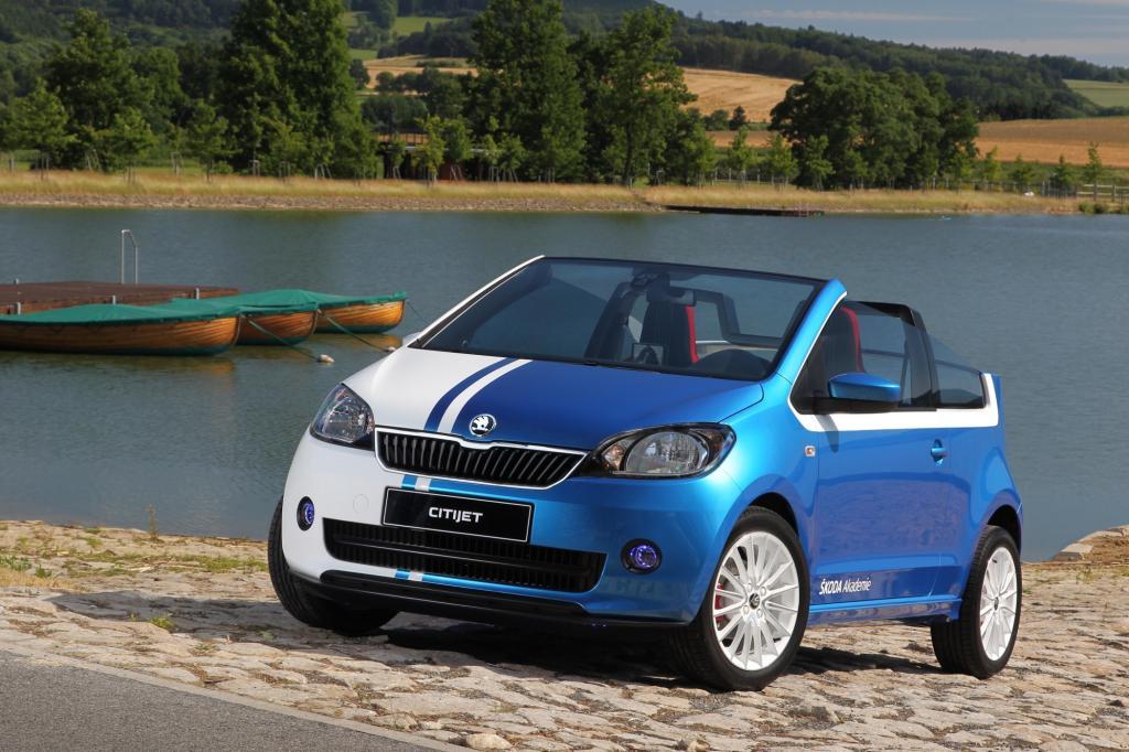 Der tschechische Automobilhersteller hat erstmals Absolventen aus jedem Studiengang die Möglichkeit gegeben, gemeinsam ein eigenes Fahrzeug auf die Räder zu stellen.