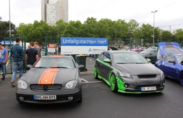 Deutsche fahren auf individuelles Autodesign ab