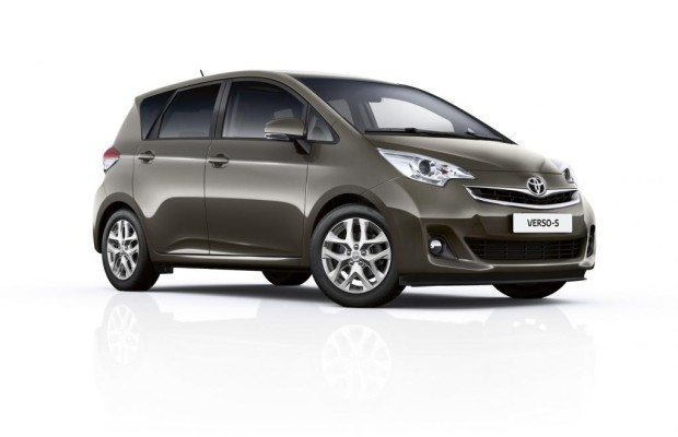 Dezentes Facelift für den Toyota Verso-S