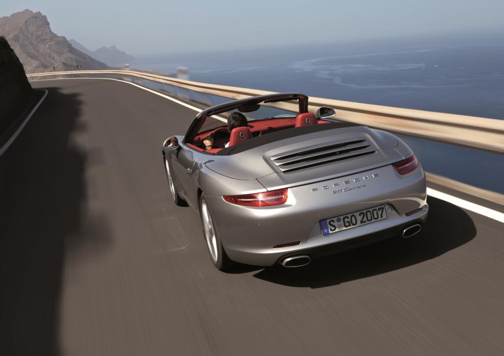 Die 257 kW/350 PS reichen objektiv für alles, was man mit einem Cabrio anstellen können sollte
