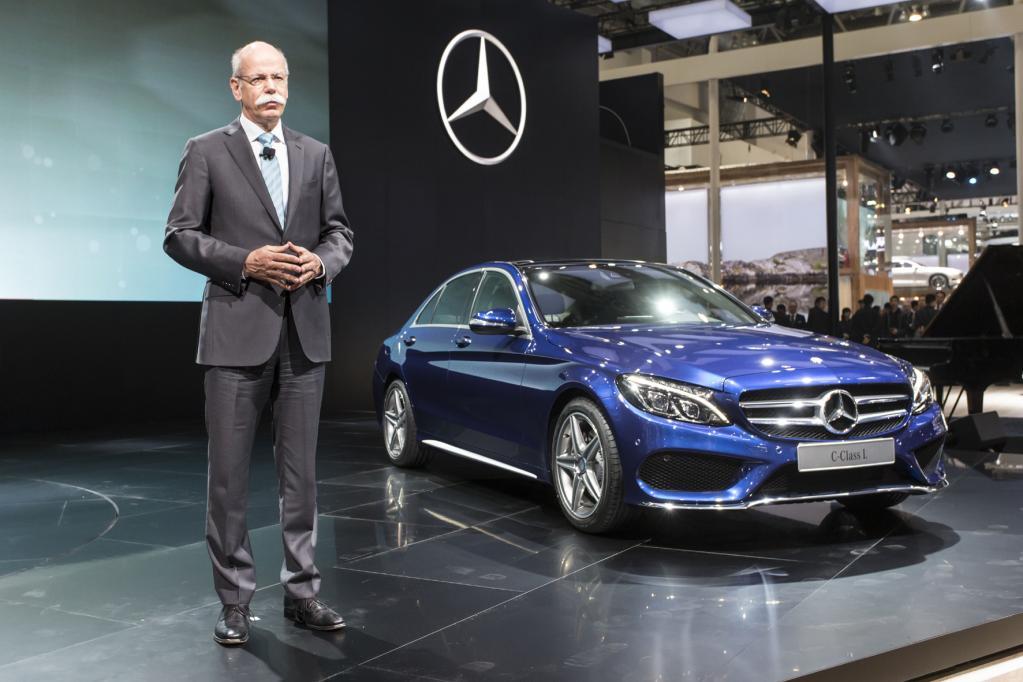 Die Daimler-Visionen des Herrn Zetsche