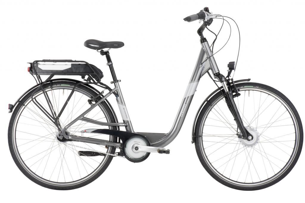 Die Elektrofahrräder von Trenoli machen einen hochwertigen und funktionalen Eindruck.