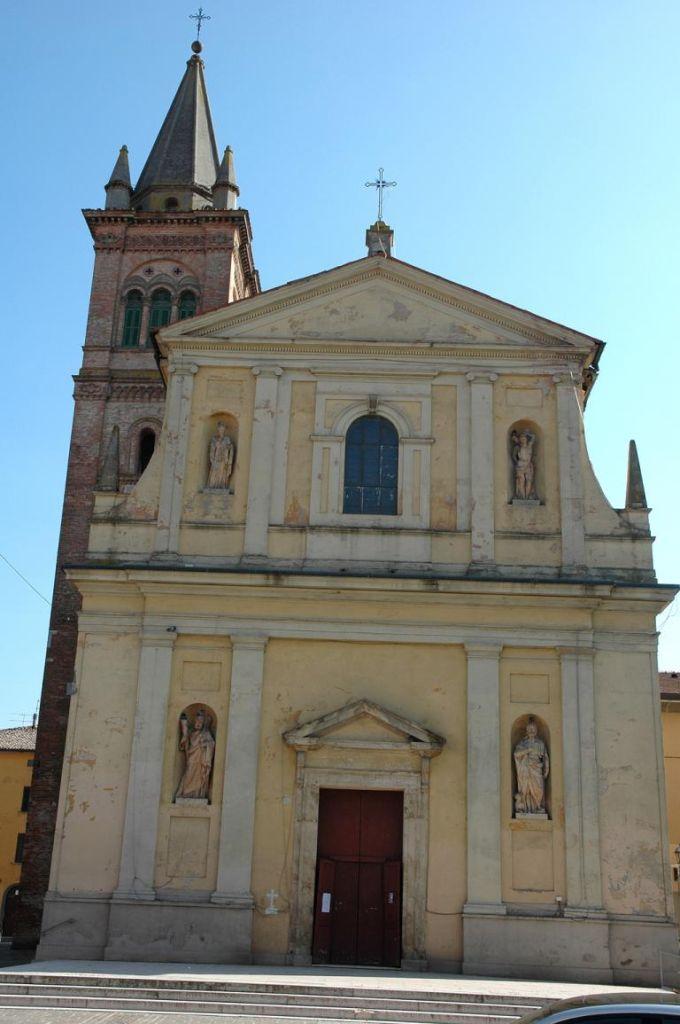 Die Kirche der 7500-Seelen-Gemeinde.