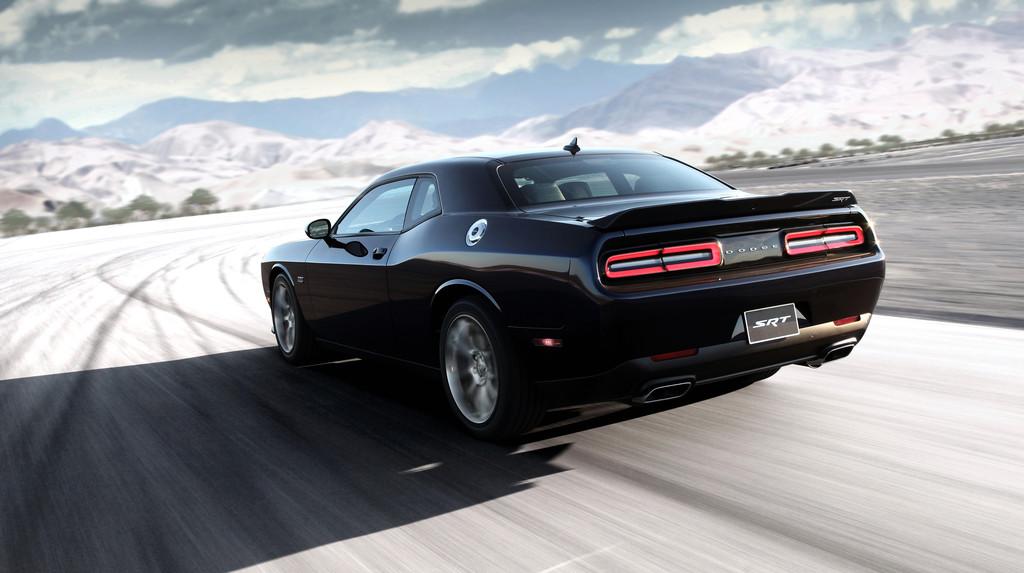 Dodge Challenger SRT Hellcat schnellstes Musclecar