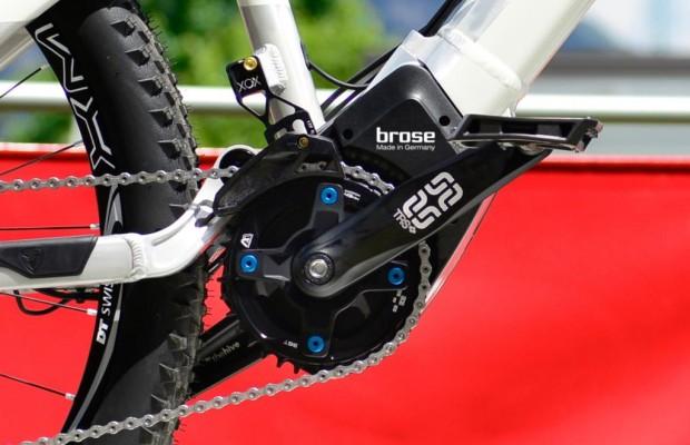 E-Bike-Antrieb von Brose - Sport unter Spannung
