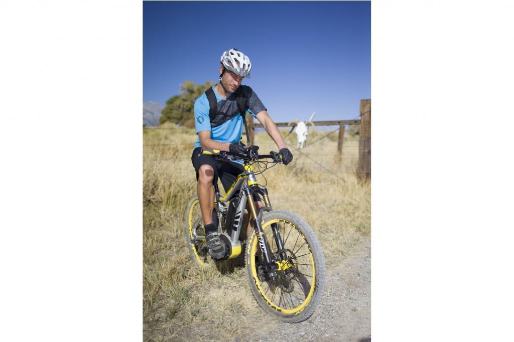 E-Bikes fürs Gelände - Mit Rückenwind die Hügel hoch