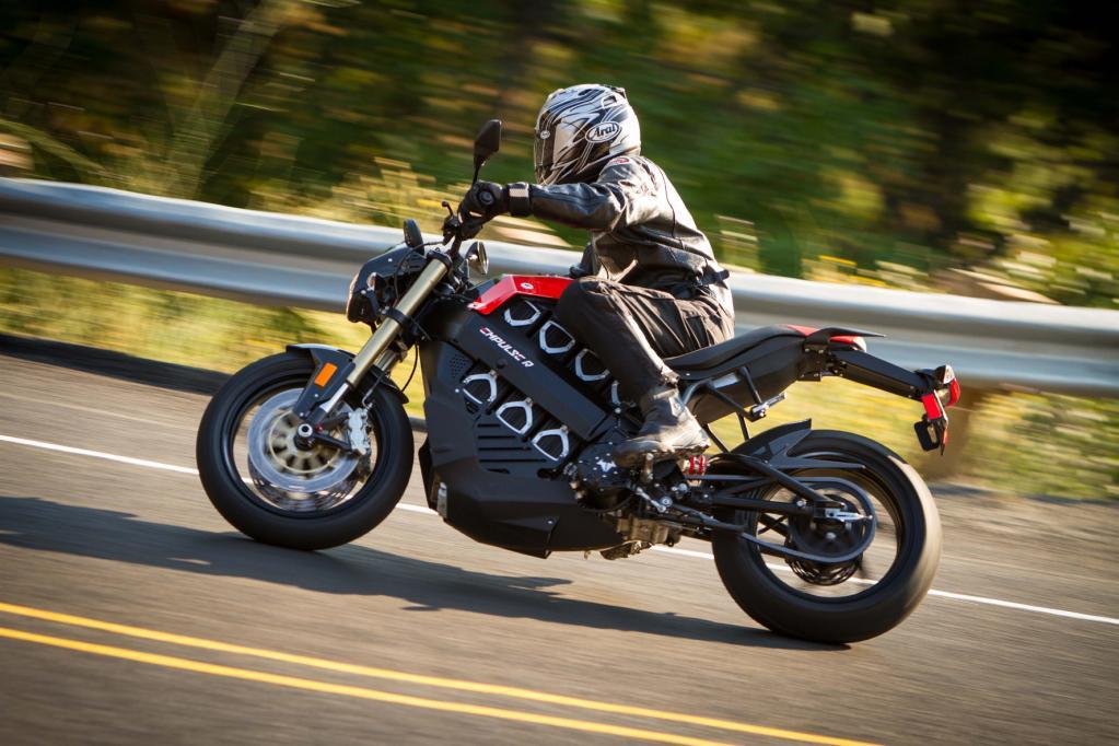 Elektro-Motorräder auf dem Vormarsch
