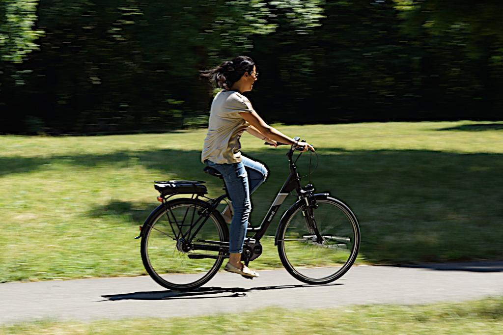 Elektrofahrräder sorgen auf komfortable Art für zusätzlichen Schwung.