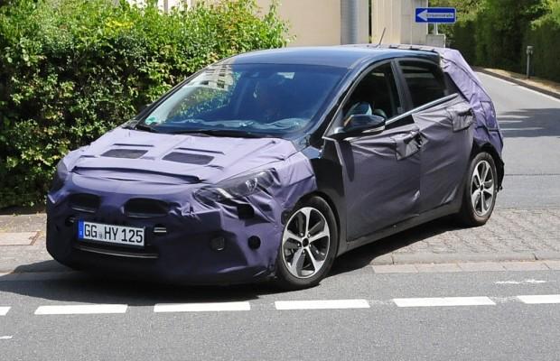 Erwischt: Erlkönig Hyundai i30 Facelift - Hyundai lässt es wieder scheppern