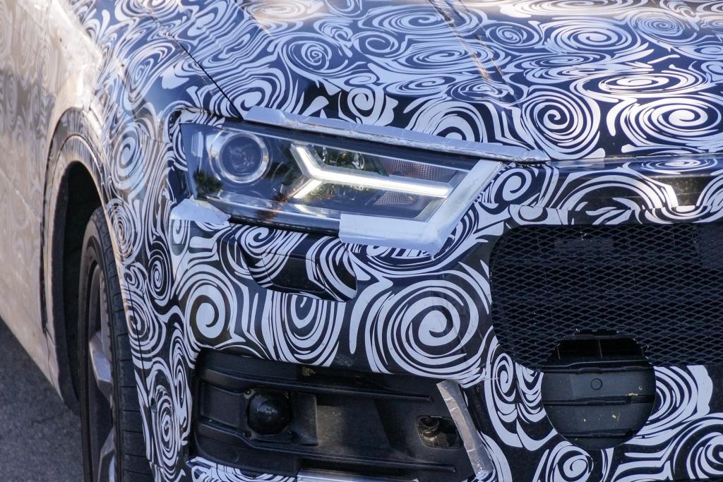 Erwischt: Erlknig Audi Q7  - Des Kaisers neue Kleider