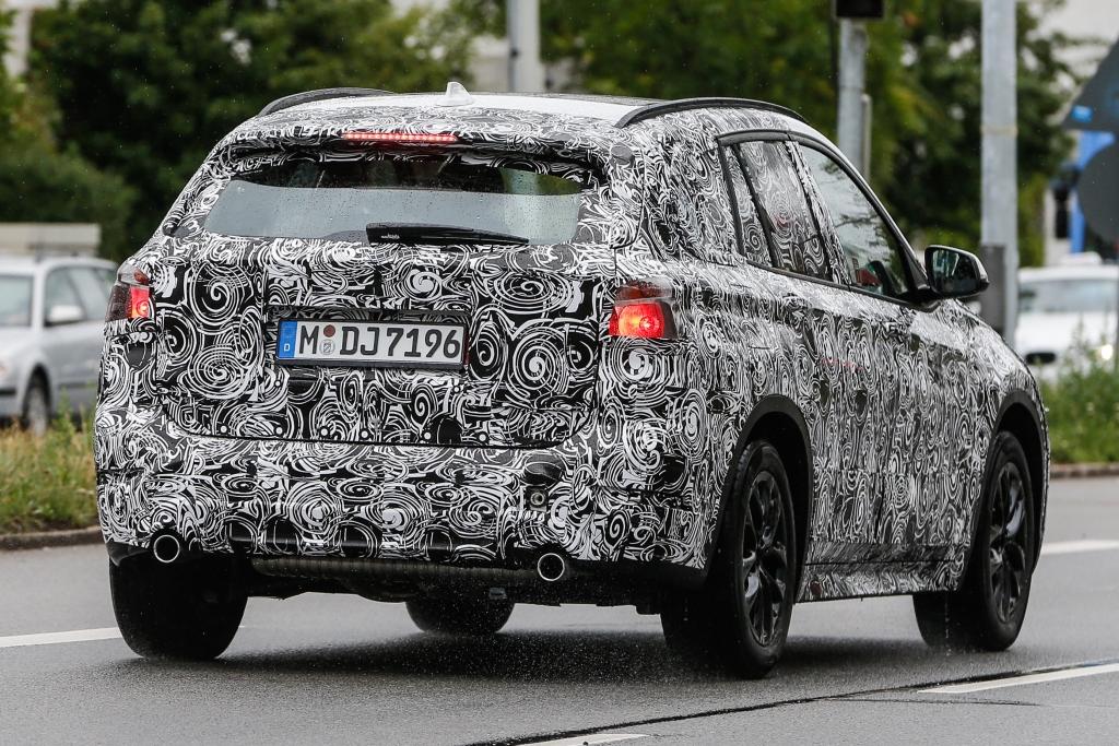 Erwischt: Erlknig BMW X1 - Mehr SUV trotz Frontantrieb