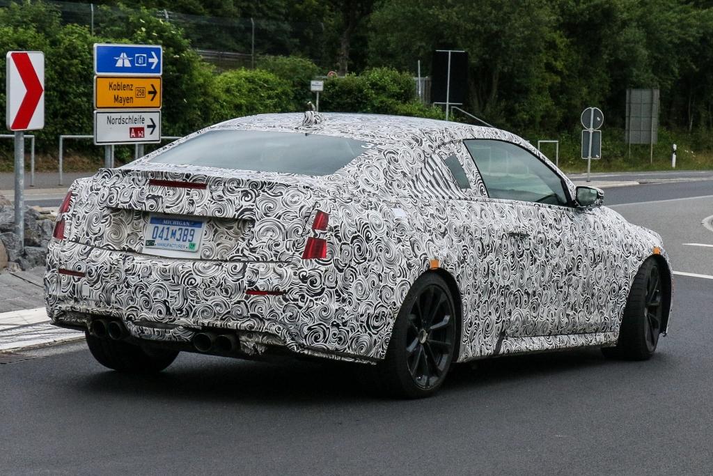 Erwischt: Erlknig Cadillac ATS-V - M3 Konkurrenz aus bersse