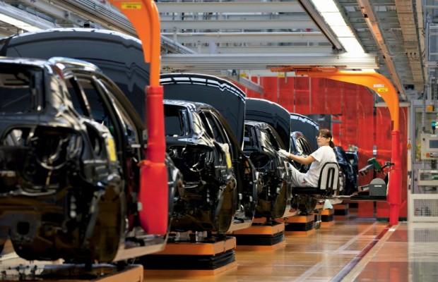 Europäischer Pkw-Markt - In den Fabriken brummt es noch nicht