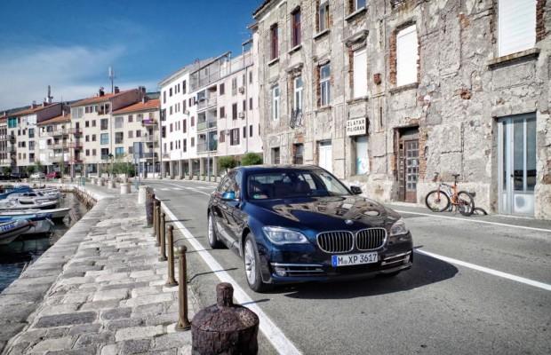 Eurotour 2014 - Fahren auf der Acht