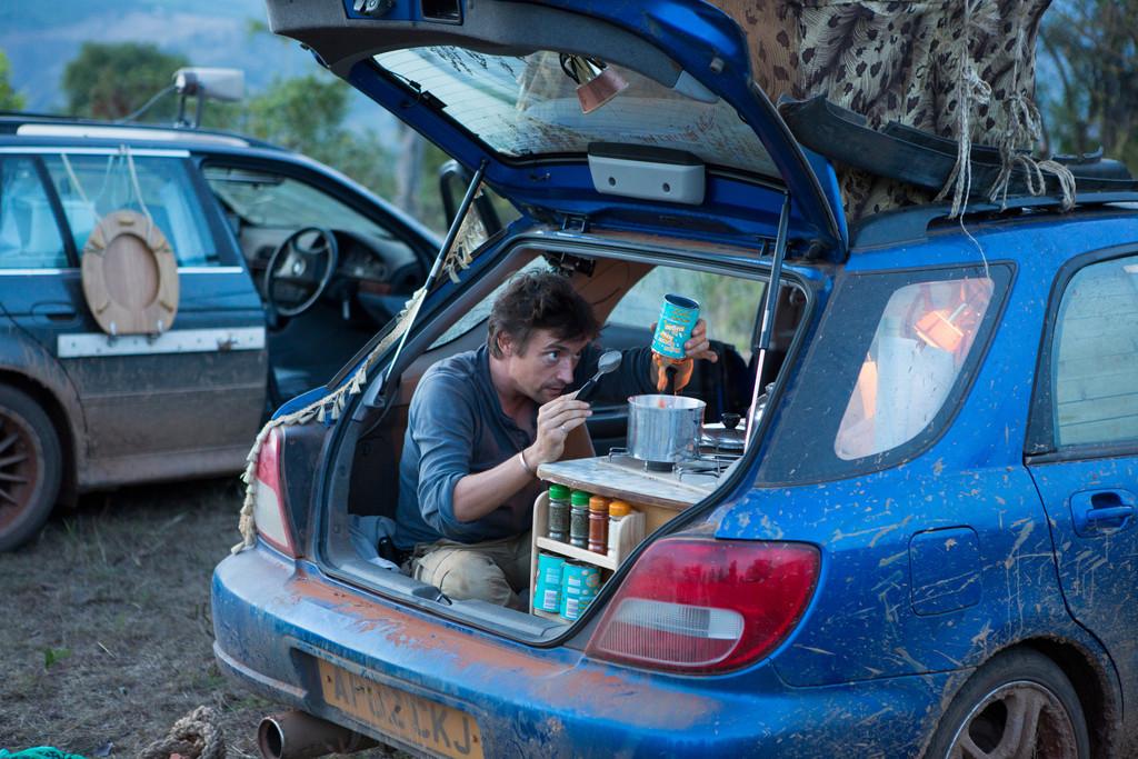 Exklusiv: Top Gear – von einem Fettnäpfchen ins nächste
