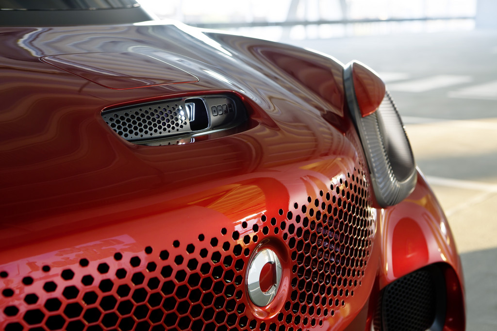 Exklusiv  zum Smart-Crash: Mit 100 km/h auf die S-Klasse