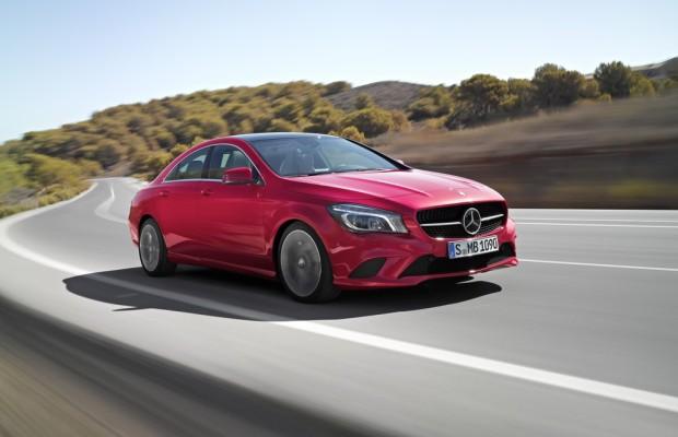 Fünf neue Modellversionen bei den Kompakten von Mercedes-Benz