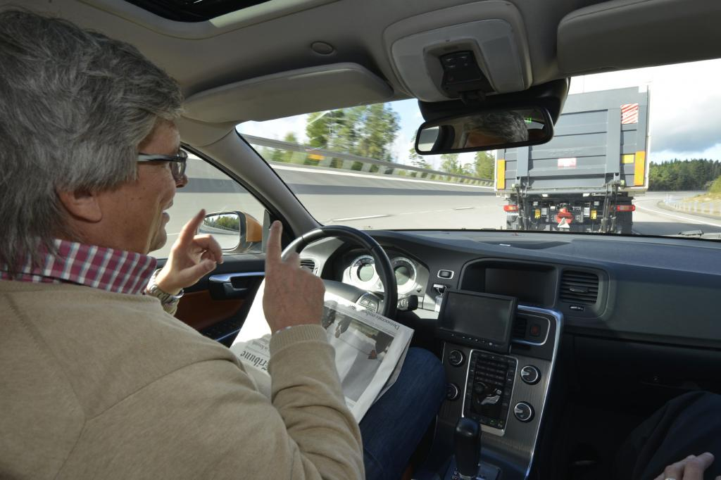 "FBI über autonome Autos - Roboter-Pkw als ""tödliche Waffe"""