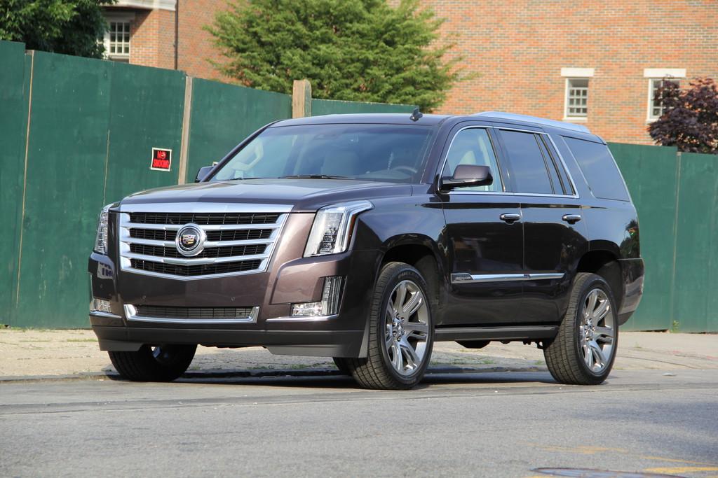 Fahrbericht Cadillac Escalade: Neuer Knig, neue Gesetze