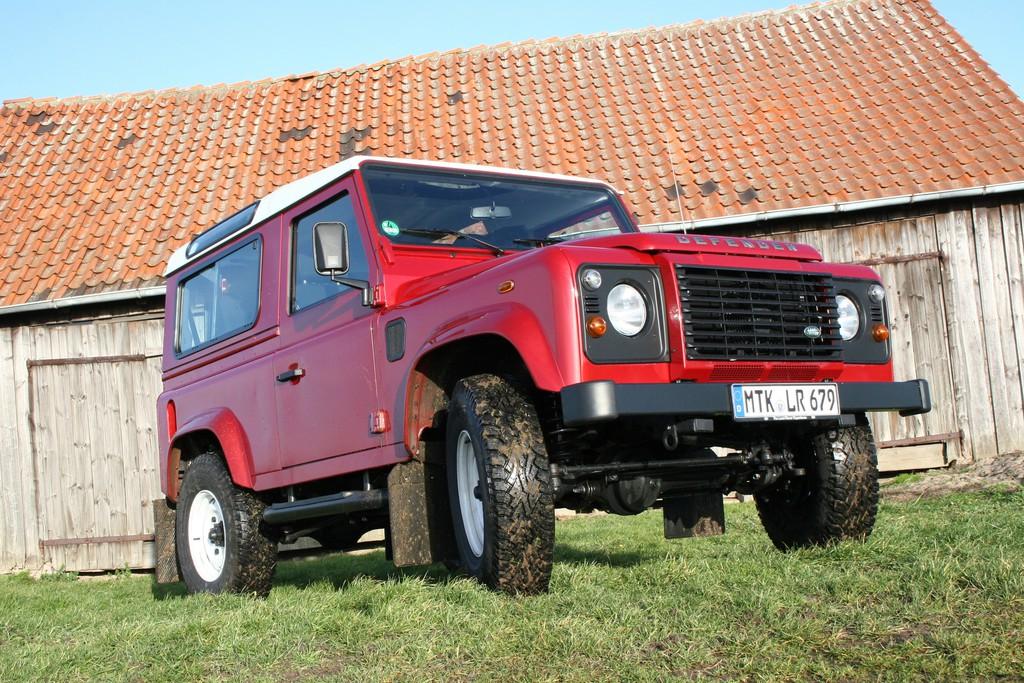 Fahrbericht Land Rover Defender 90 SW: Keiner hat länger durchgehalten