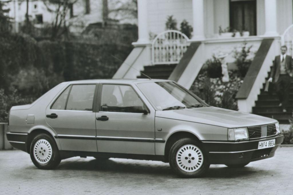 Fiat Croma Turbodiesel ab 1985