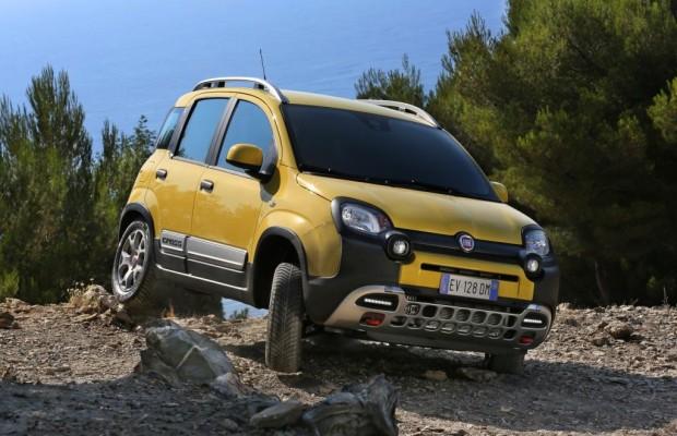 Fiat bietet den Panda 4x4 nun auch mit der passenden Offroad-Optik an