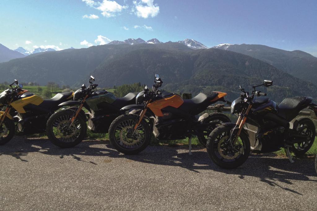 Flüster-Tour für Motorrad-Freunde