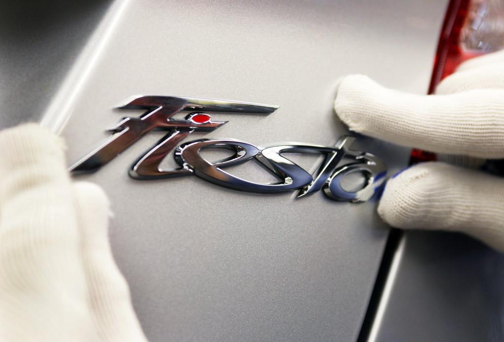 Ford Motor Company in Europa zur Zeit im Plus