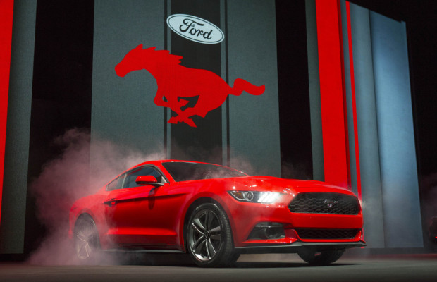Ford Mustang kommt 2015 nach Europa