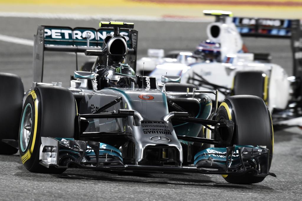 Formel 1 als Entwicklungslabor für die Serie