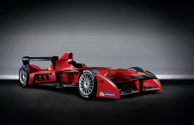 Formel E: Abt nicht zu bremsen