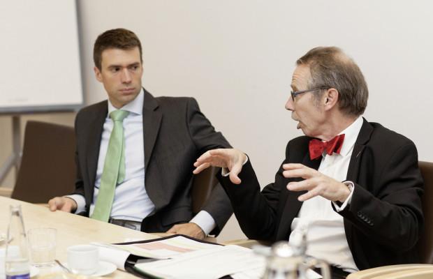 Forschungs-Staatssekretär Müller besucht Schaeffler