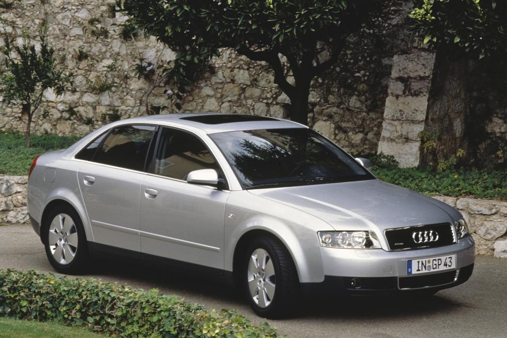 Gebrauchtwagen-Check: Audi A4 - Mittelklasse überm Mittelmaß
